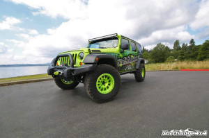 2013 Jeep Wrangler Unlimited Rubicon Built