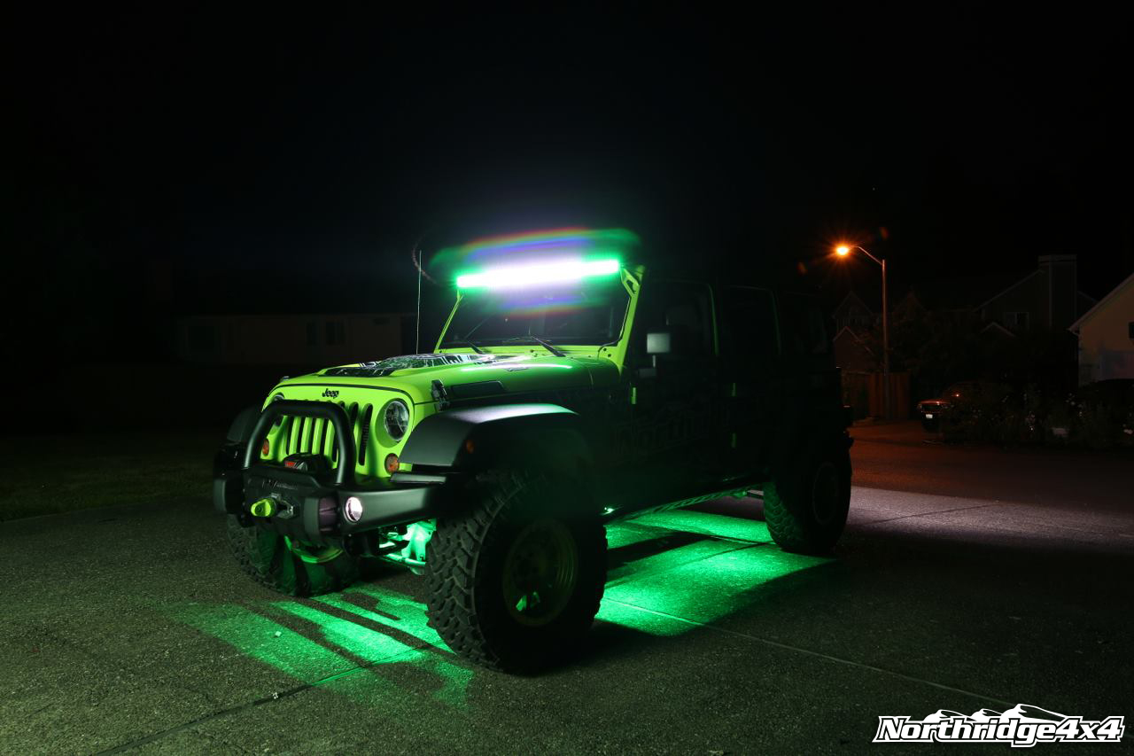 Rigid 50in Light Bar w/ A-Series LEDs – Northridge Nation News