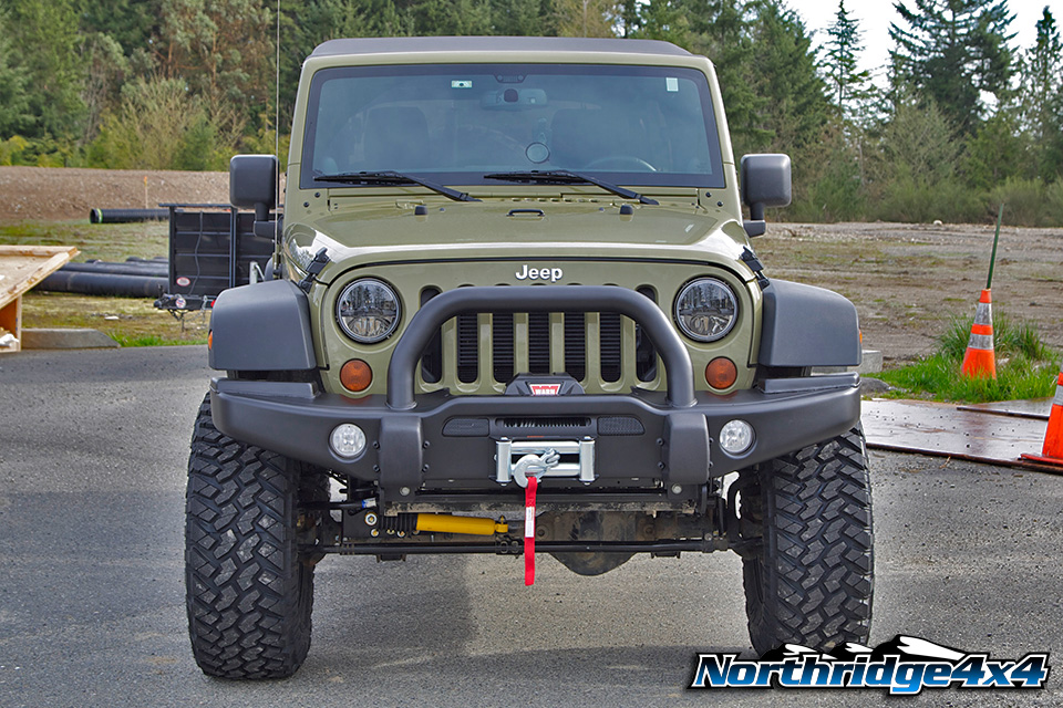 2013 Commando Green Jeep Wrangler With Parts From Aev Lod