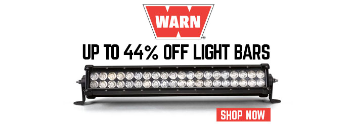 Warn wl led light bars northridge nation news purchase a warn wl led light bar and you can get up to 44 off retail mozeypictures Images