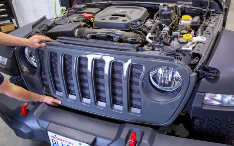 How To Grille Insert Jeep Jl Northridge Nation News