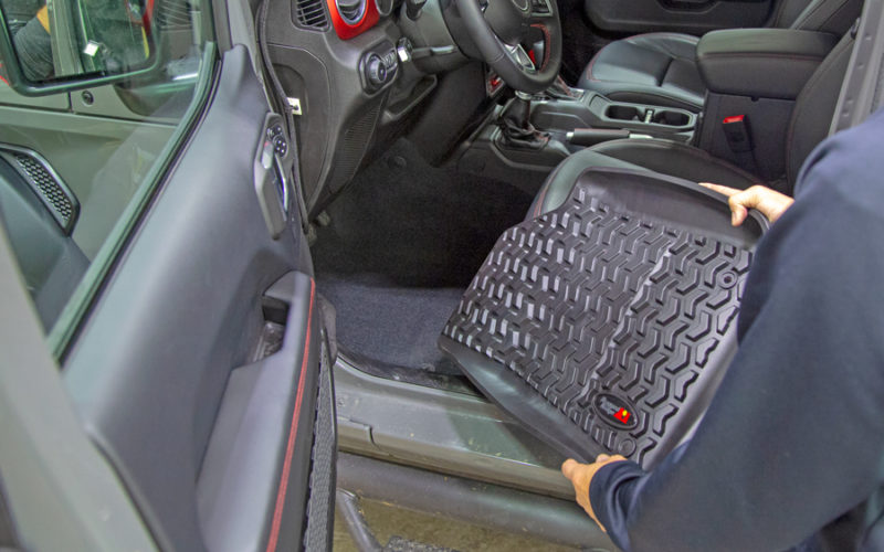 Rugged Ridge Jl Floor Liner Kit Northridge Nation News