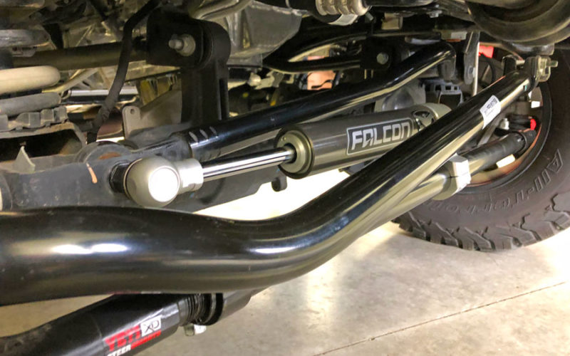 Falcon Steering Stabilizer for JL | Northridge Nation News