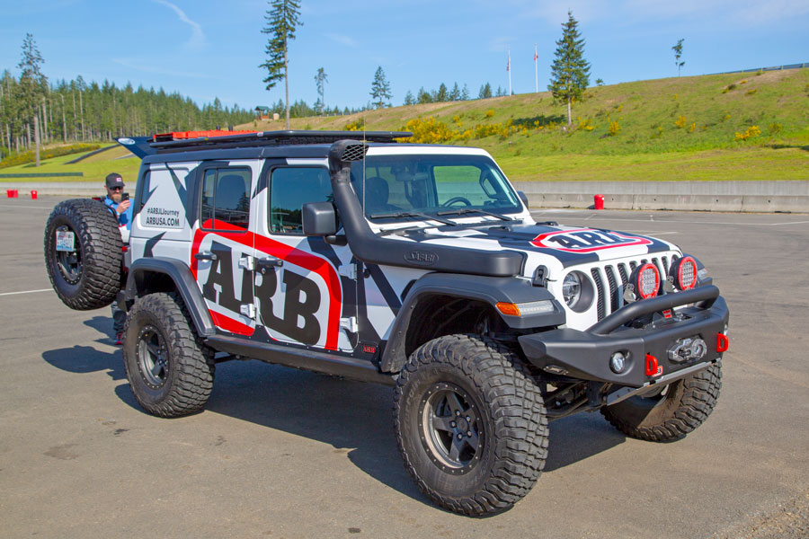 2019 ARB Drive Day | Northridge Nation News